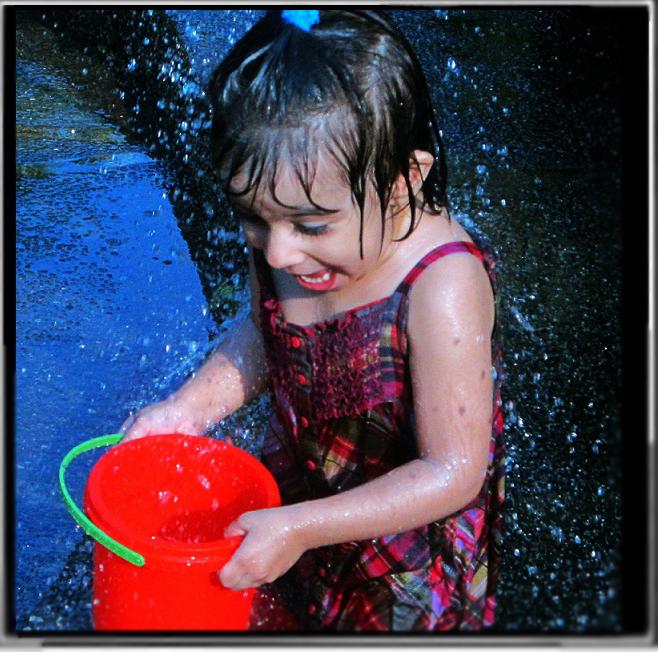 Inner child .... I always love kids.!