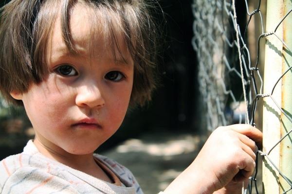 Pretty afghan girl !