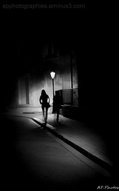 Vision nocturne ...