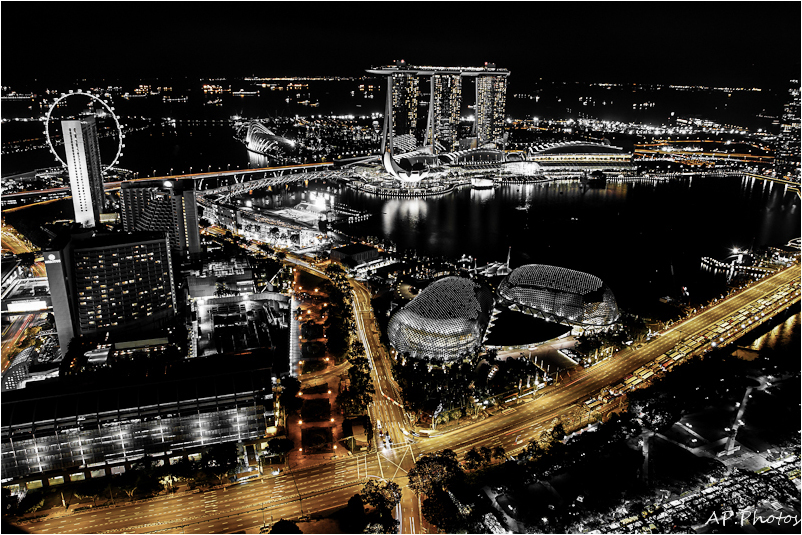 Singapour ...