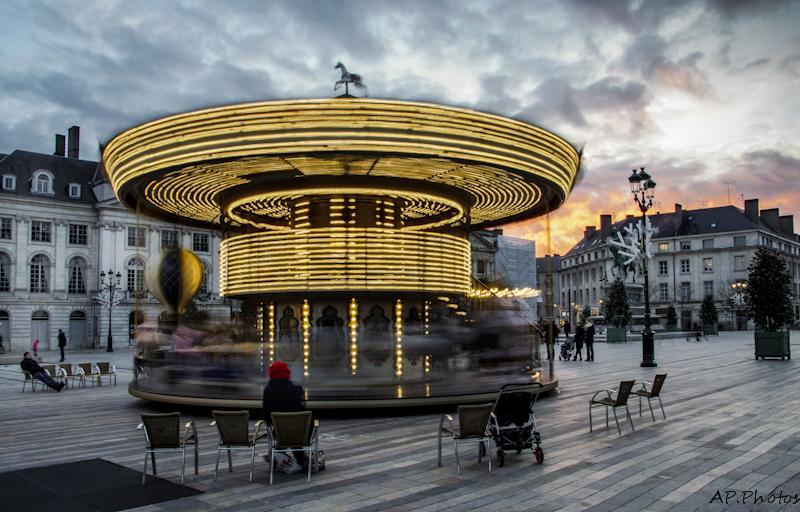 Eternel carrousel ...