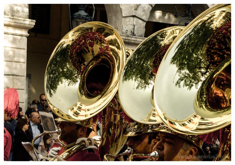 Easter Time on Corfu Greece