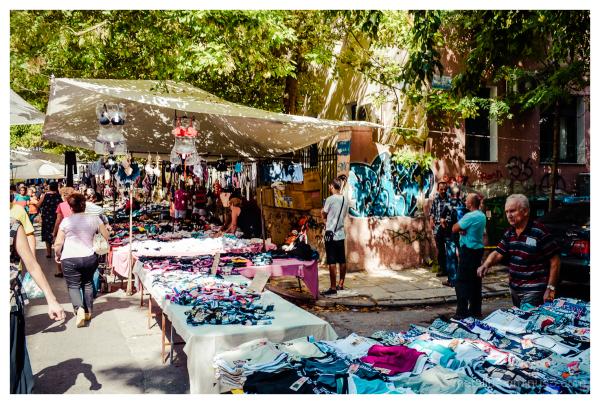 Public Market, Thessaloniki, Greece 2012