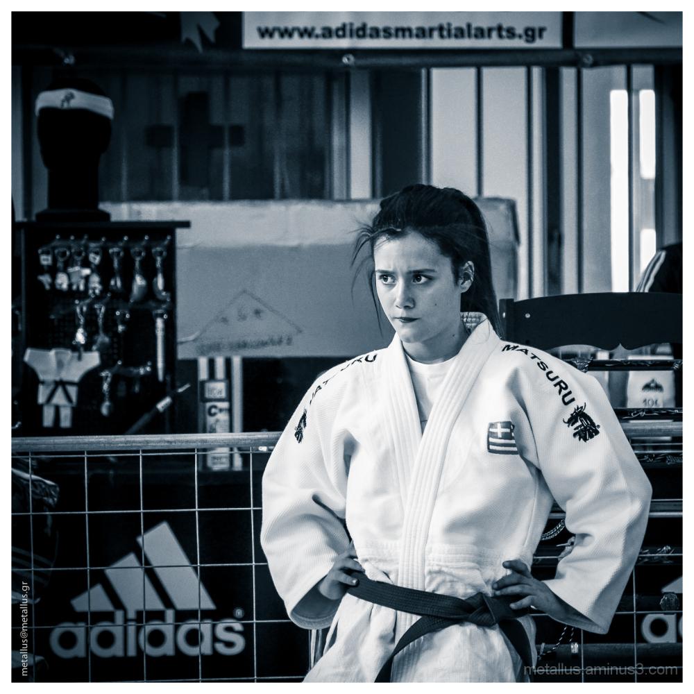 Judo games, Litohoro, Pieria, Greece 2013