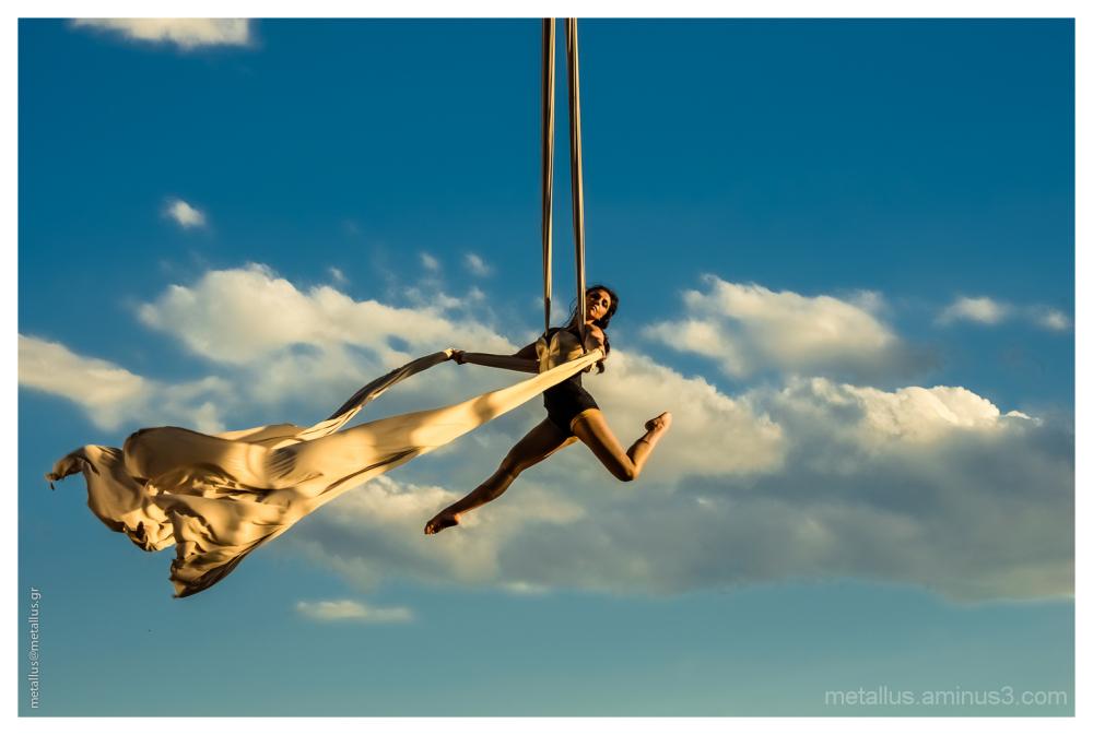 Aerial Dance, Thessaloniki, Greece 2013