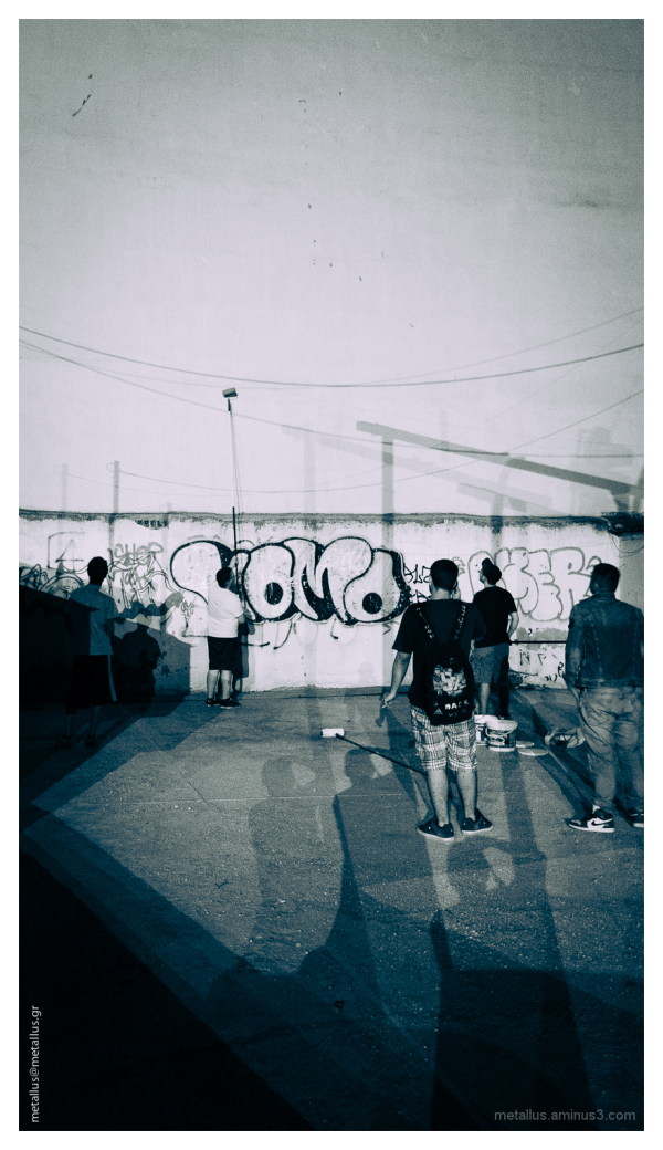 graffiti, Thessaloniki, Greece 2013