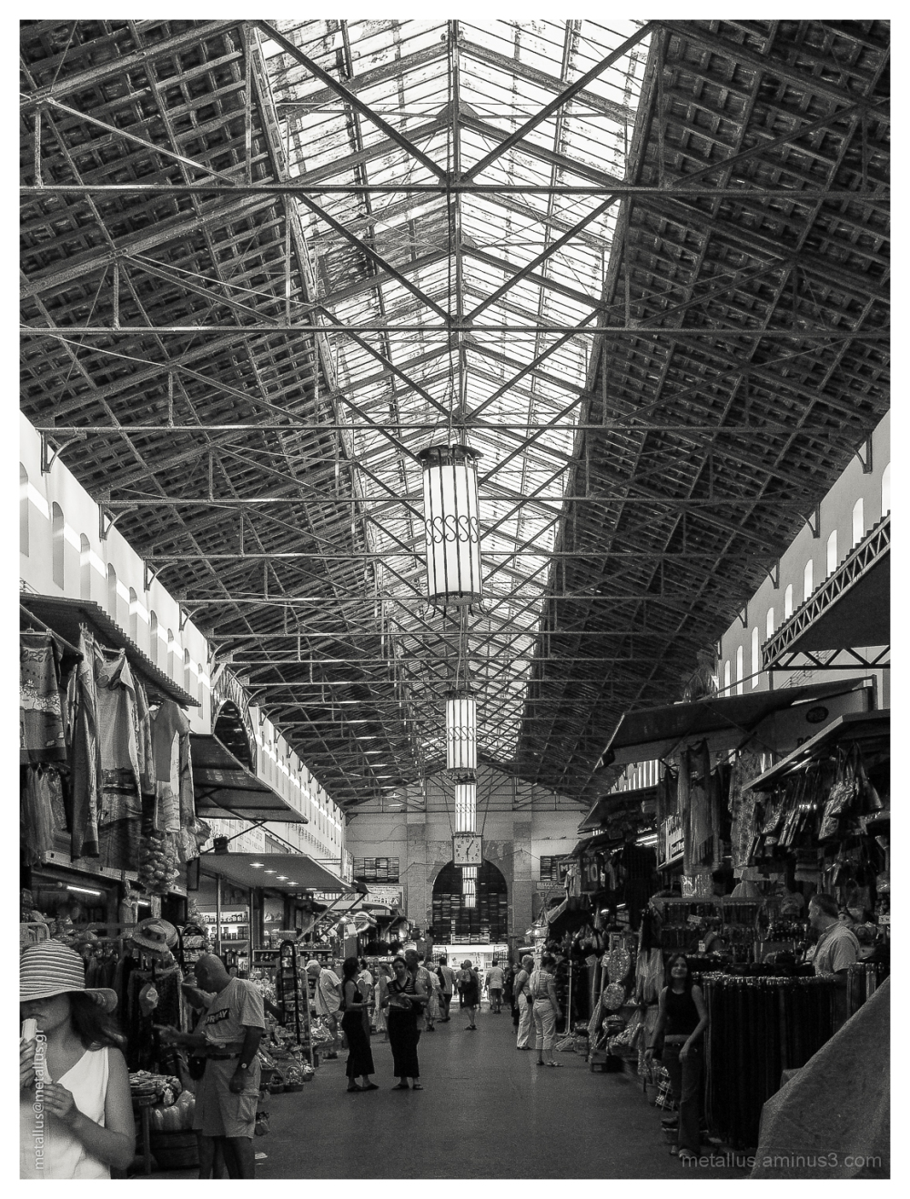 Public Market, Chania, Crete, Greece 2004