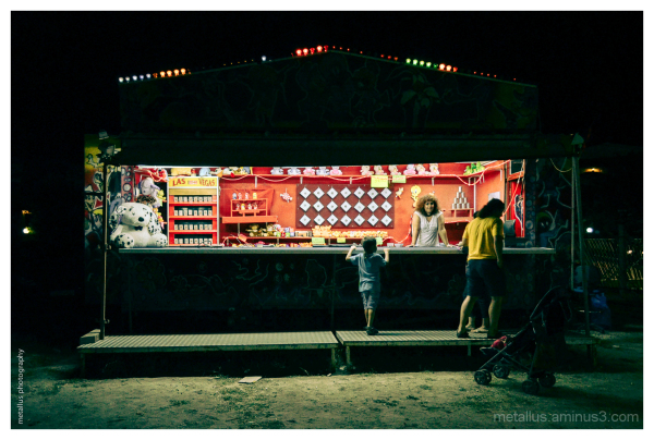 Luna Park at Fourka, Chalkidiki 2013