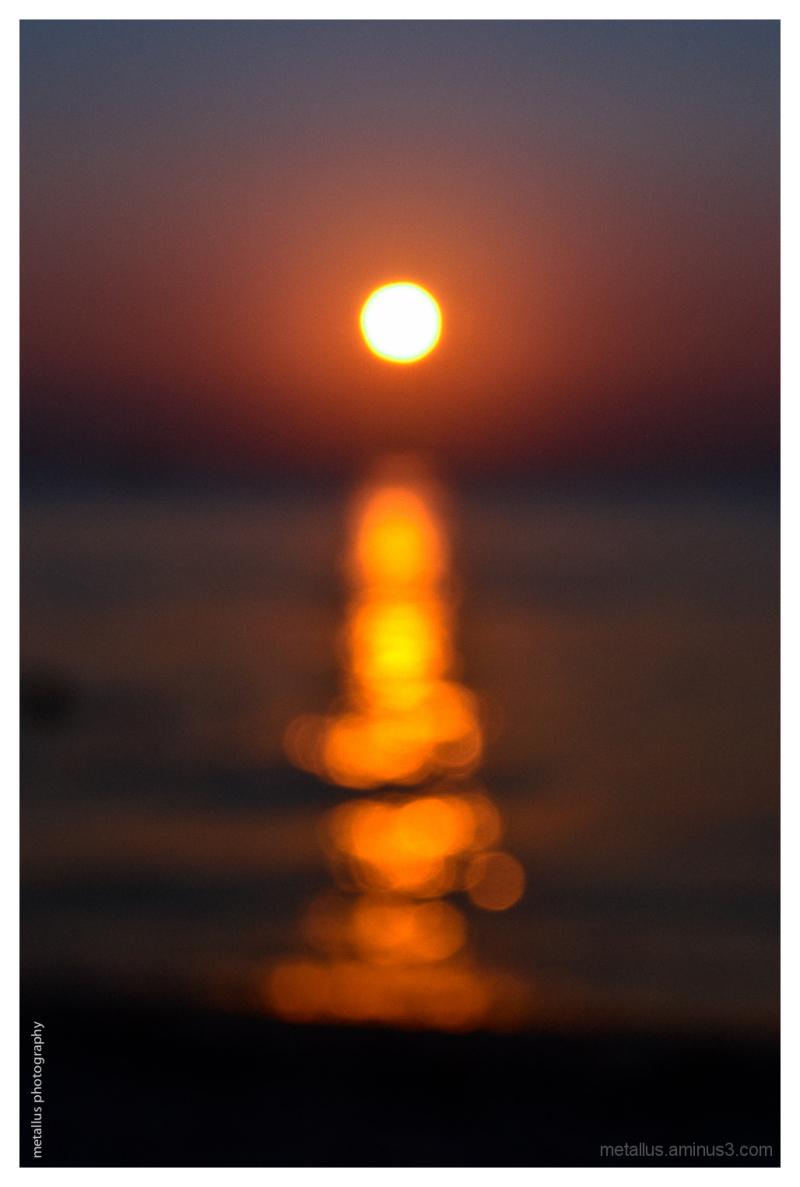 Sunset at Posidi, Halkidiki 2013