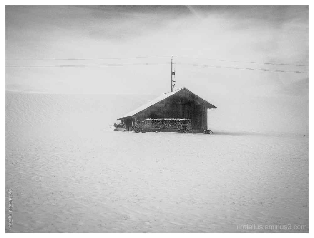 Snow, Arosa Switzerland, 2005