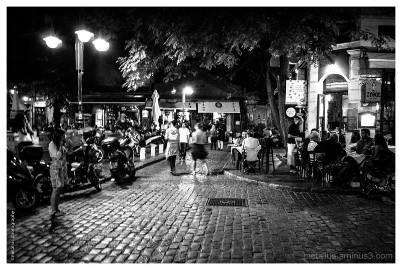 Ladadika, Thessaloniki, Greece 2013