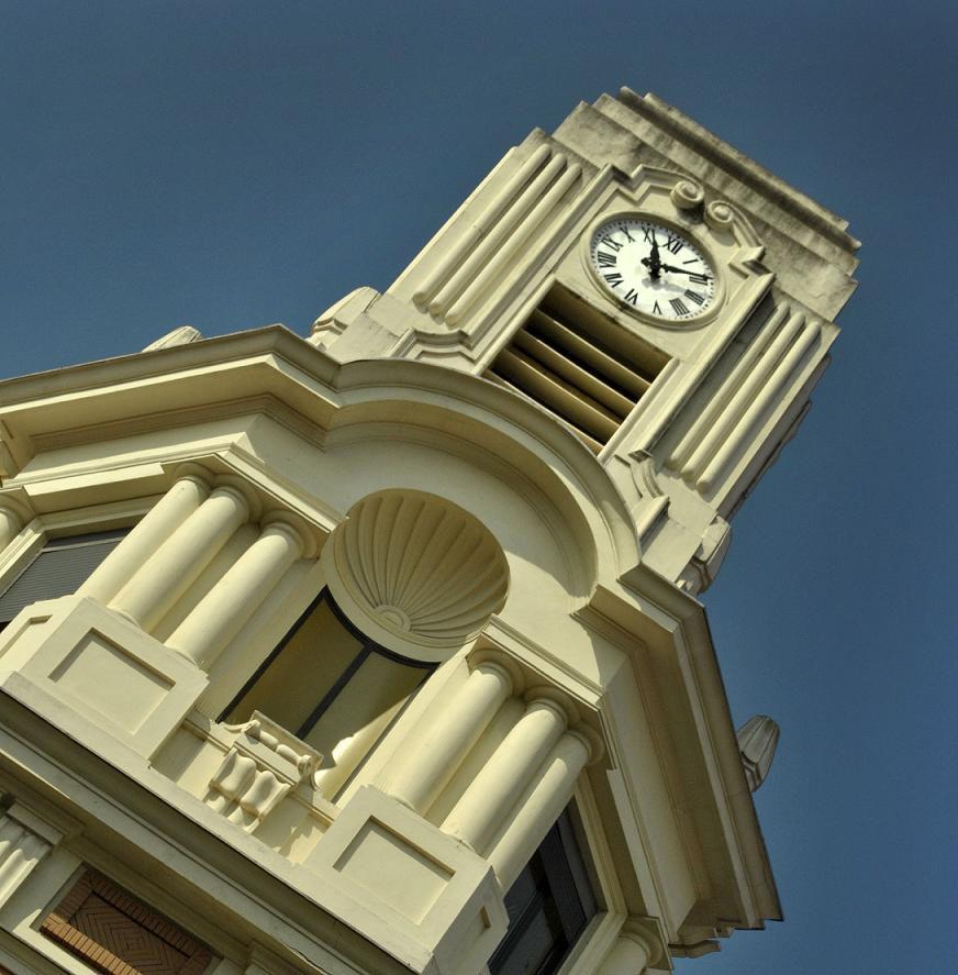 Plaza del Reloj Talavera de la Reina