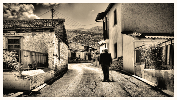 Old man Village