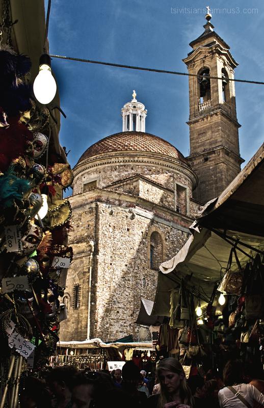 marketplace temple bazzar florence