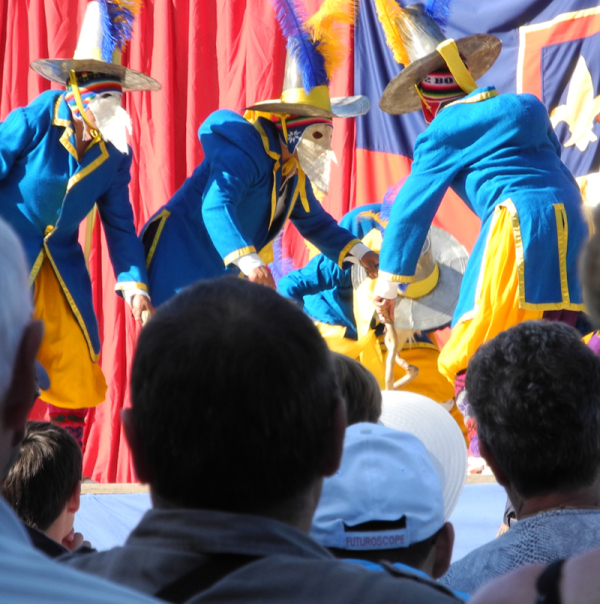 Dance of the Old Men
