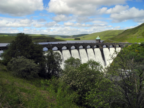 Elan Valley Dams