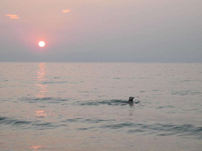 Escape to the Sea at Antalya