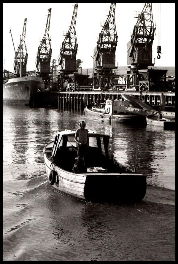Newhaven Docks