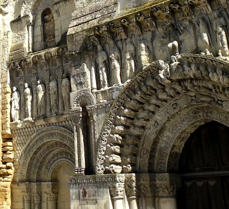 Saint-Médard at Thouars