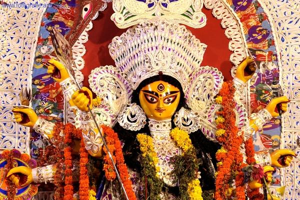 Ma Durga Idol
