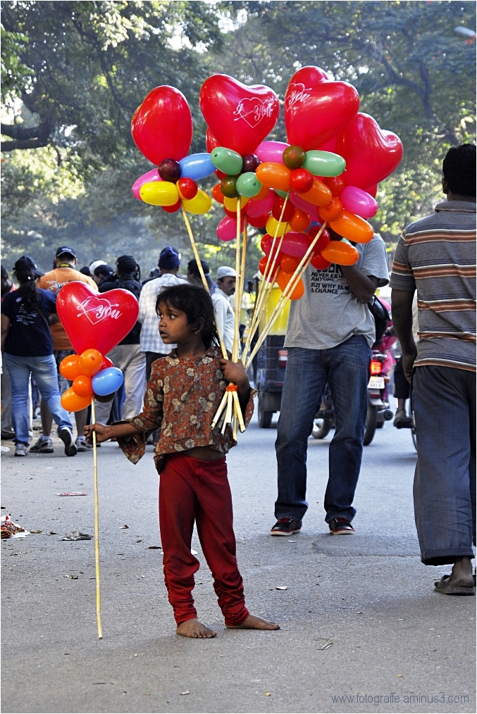Another Little Balloon-seller @Groundnut Fair   #7