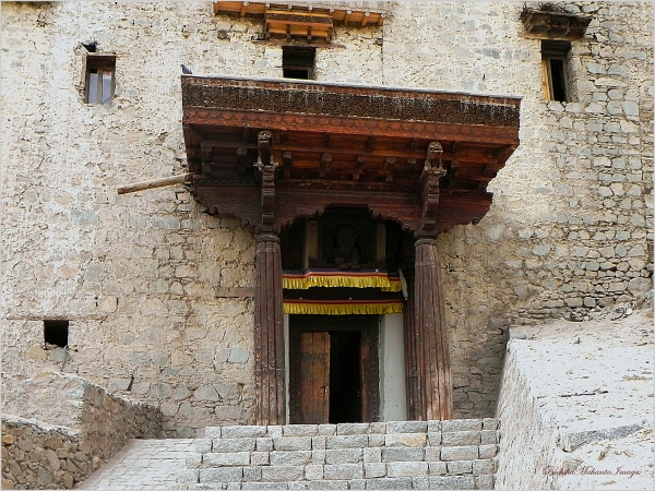 Leh Palace Ladakh India