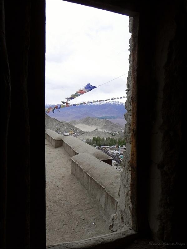 Leh Palace Ladakh India