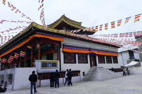 Soma Gompa Leh Ladakh