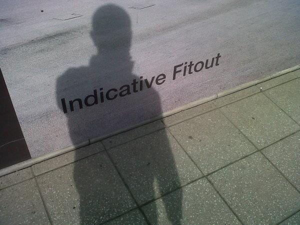 Indicative Fitout