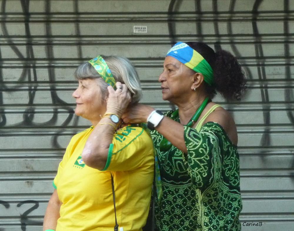 Rio de Janeiro Brasil Football world cup