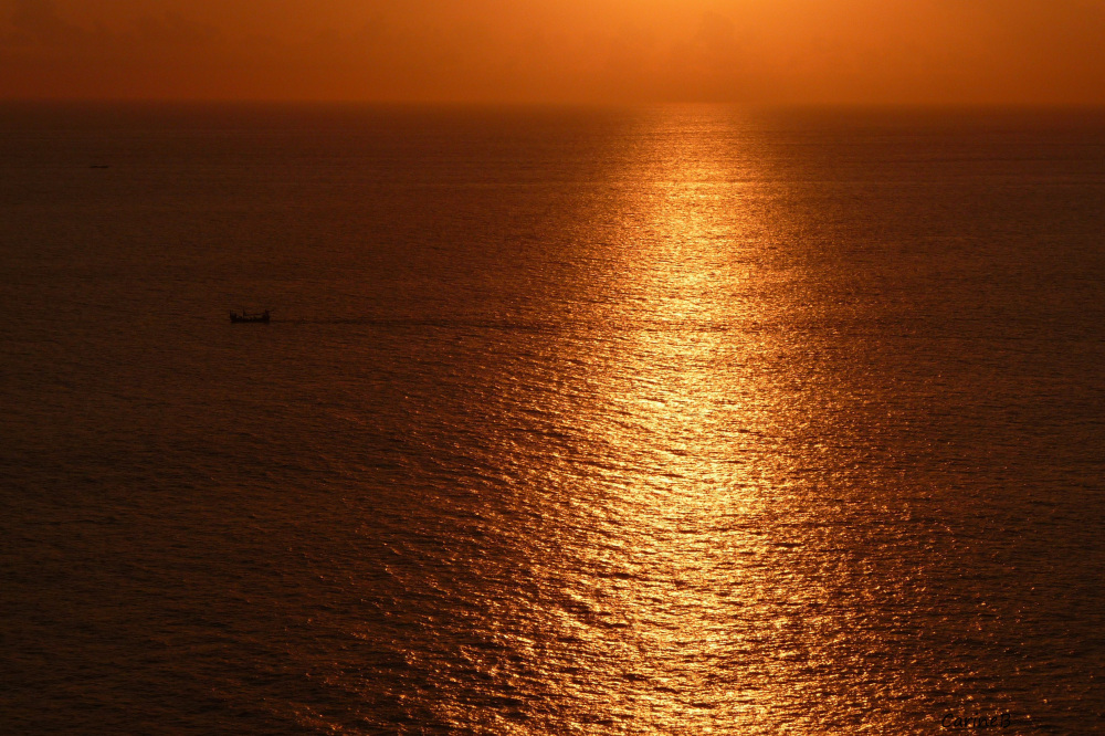 Sunset 1 Bali Indonesia Asia