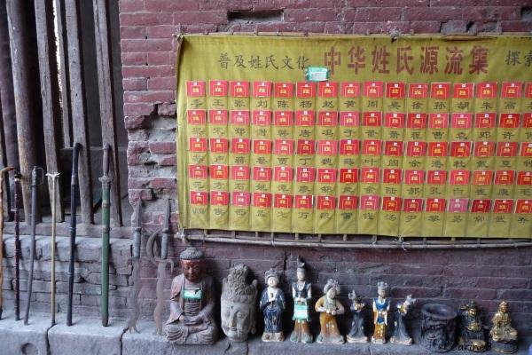 Unclassifiable 12 Pingyao  China
