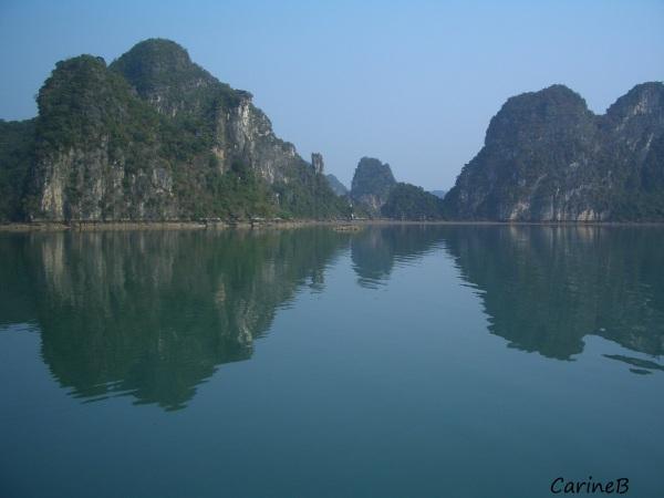 Halong Bay Viet-Nam Asia