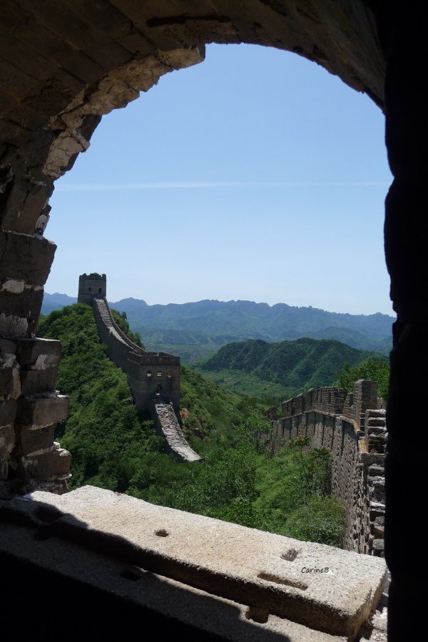 China Wall Asia 3