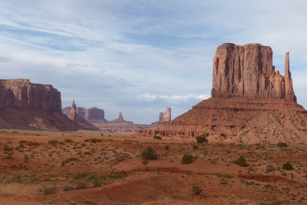 Monument Valley Navajo Tribal Park 1 USA