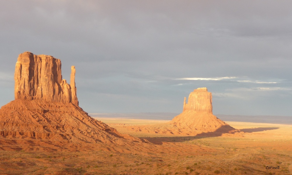 Monument Valley Navajo Tribal Park 3 USA