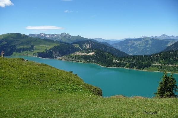 France Alpen Montains