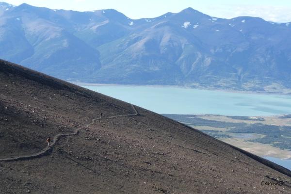 Cerro cristal Patagonia Argentina