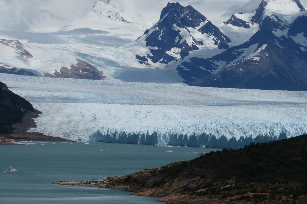 El perito moreno Patagonia Argentina