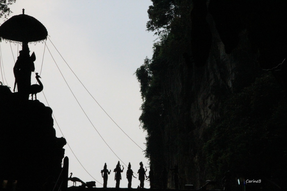 Cave temple malaysia