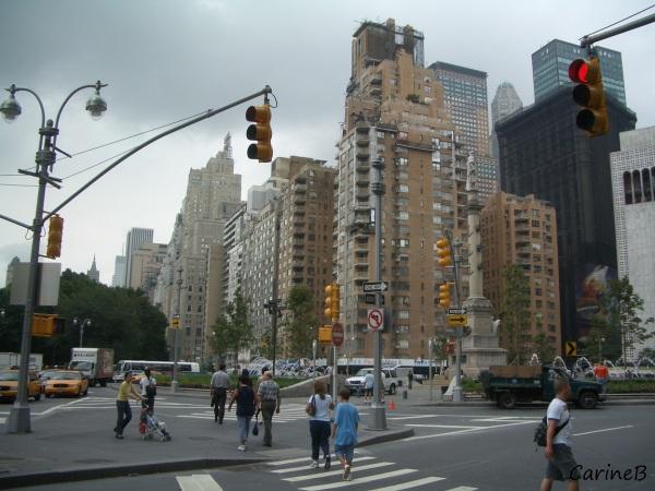 Manhattan Street New York