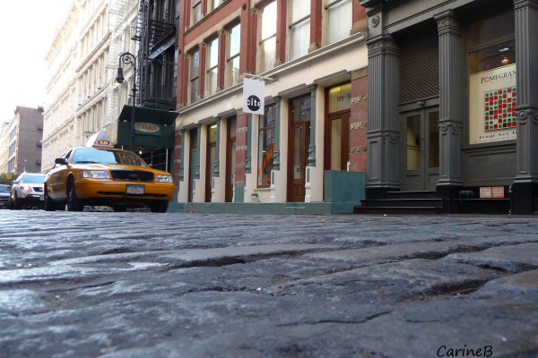 Manhattan Soho New York