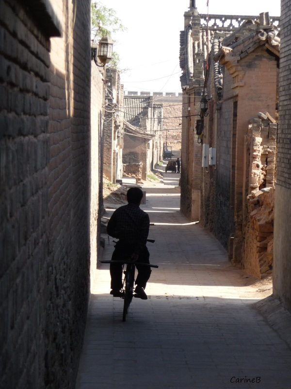 Pingyao China Street view