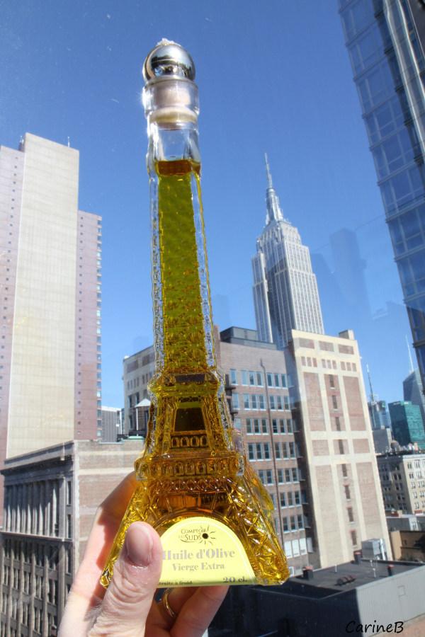 Paris New York Empire state building effeil tower
