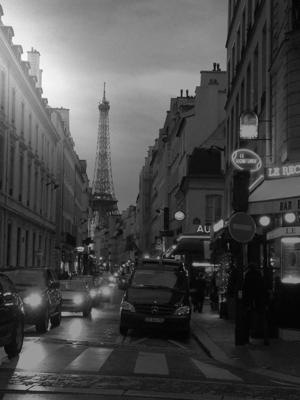 Effeil Tower Paris Iron Lady