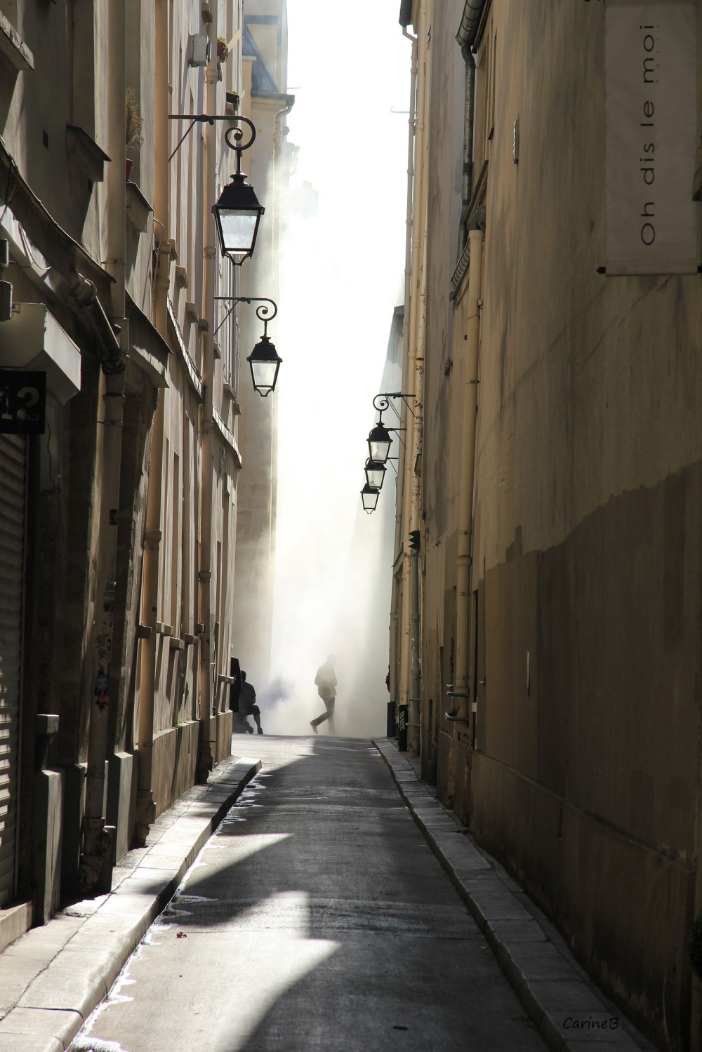 6 ème arrondissement, Paris.