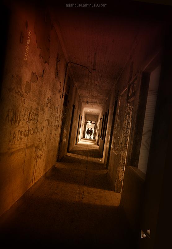 health house tuberculosis sanatorio Durán ghost