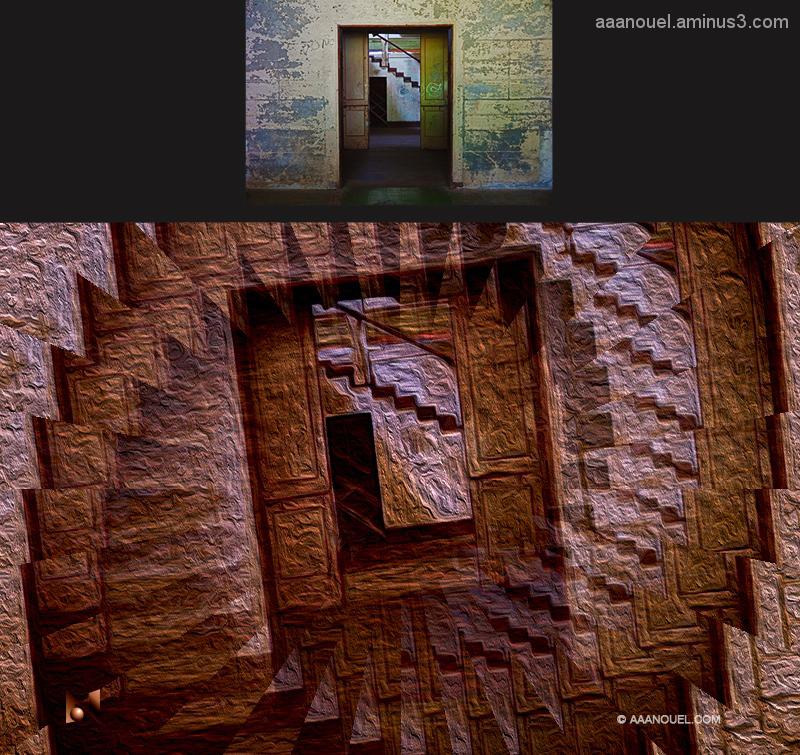 texture rhythm sanatorio duran effects aaanouel