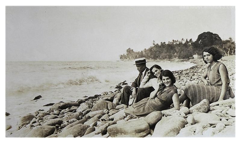 macuto beach manuel perera elba gloria mariaisabel