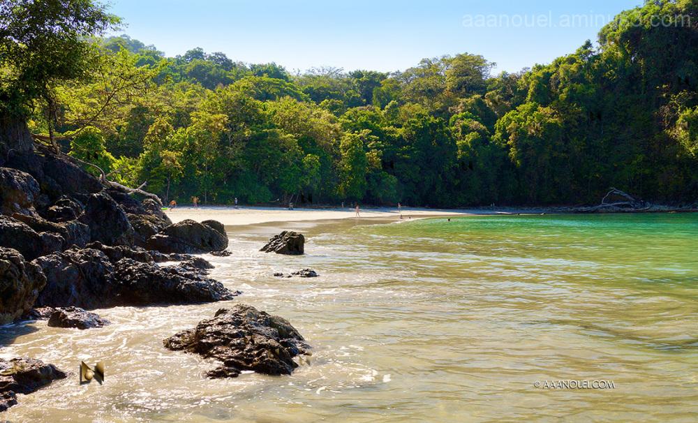 Just a little beach: Biesanz